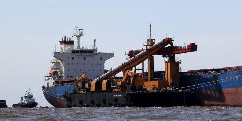 Технология перевозки морских грузов